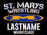 SM Wrestling 2019 Yard Signs