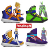 Dragon Ball Z Inspired Heyday Footwear Gym Sneakers