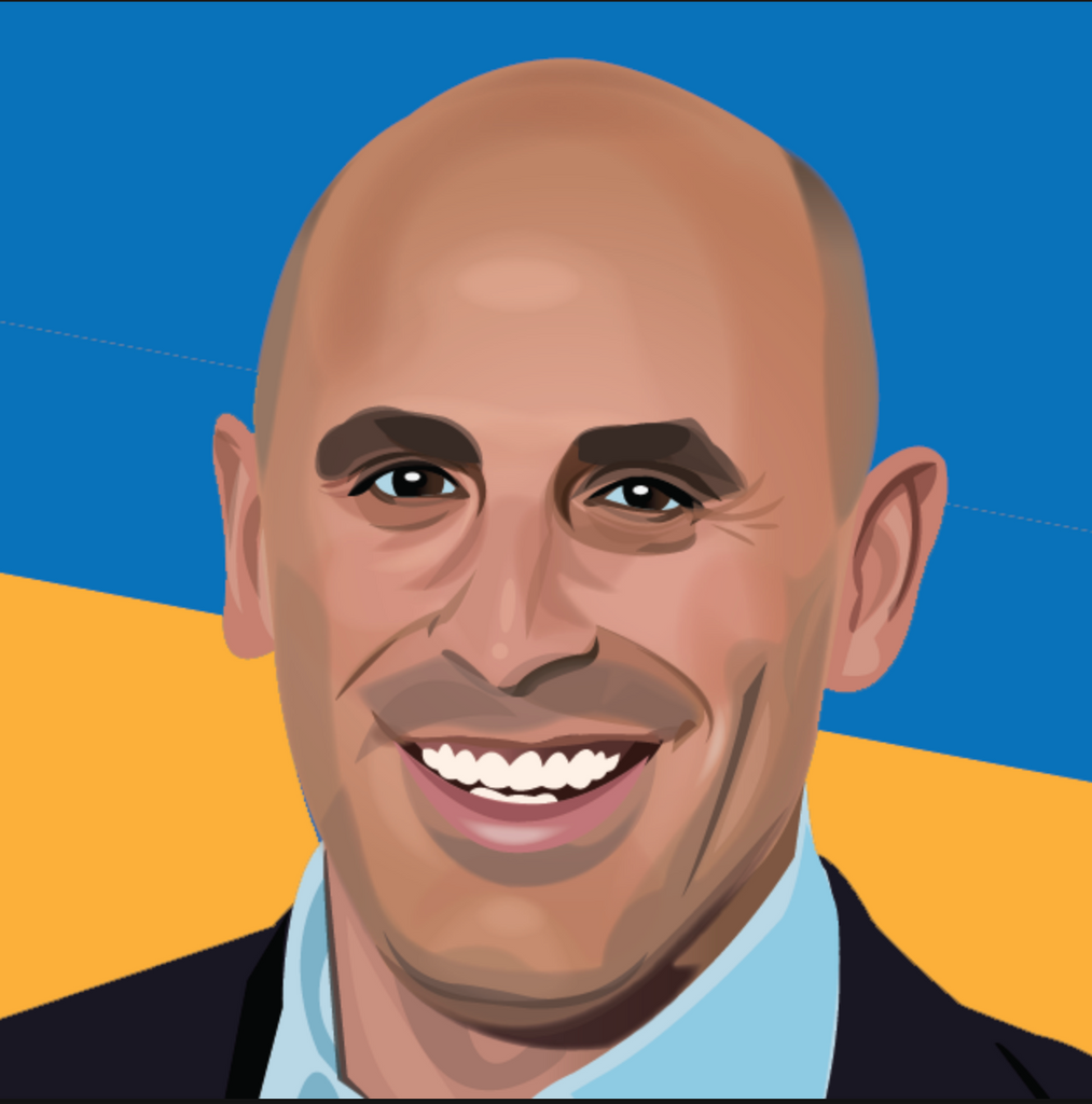 Heyday CEO Darin Hager talks with Walmart E-commerce CEO and billionaire Marc Lore