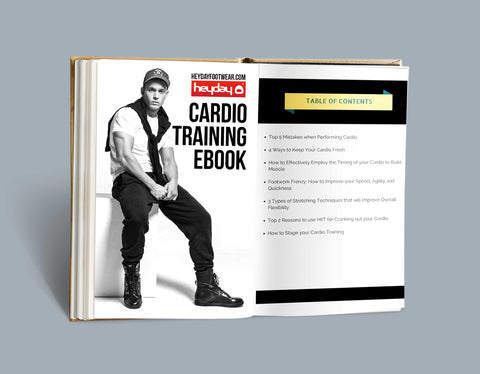 Heyday Footwear Cardio Training E Book