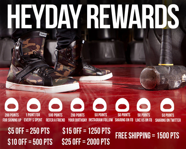 Heyday Rewards