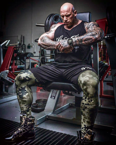 Martyn Ford in Heyday Footwear