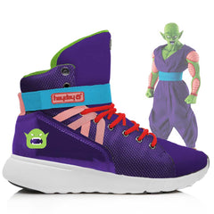 Heyday Footwear Dragon Ball Z Goku inspired hightop gym sneaker