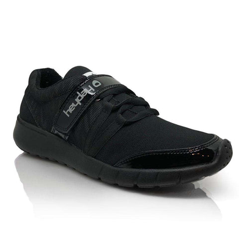 Black Missile Runner Bodybuilding and Training Sneaker