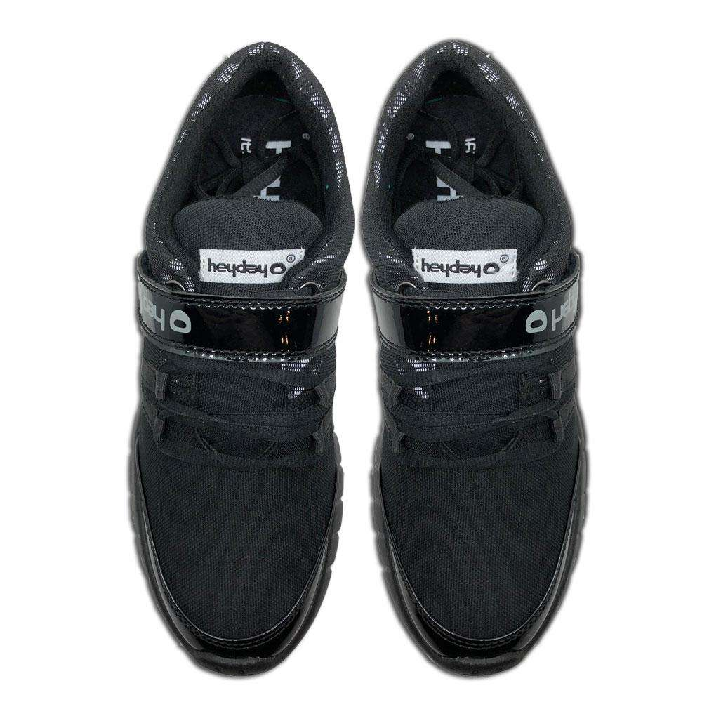 Black Missile Runner Low Top Training Sneaker