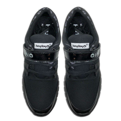 Image of Black Missile Runner Low Top Training Sneaker