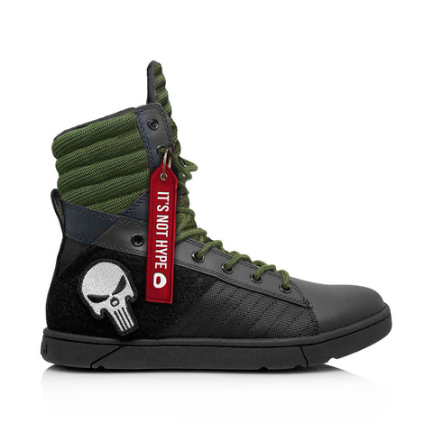 Jungle Boot Tactical Trainer 3.0 High Top Sneakers for Bodybuilding