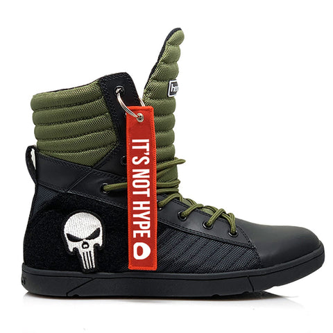 Image of Jungle Boot Tactical Trainer 3.0 High Top Sneakers for Bodybuilding