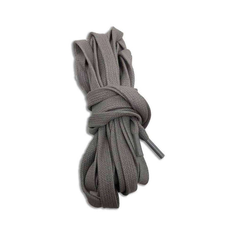 "Heyday Footwear Accessories Men's 5-9 / grey 84"" Grey Shoe Laces"