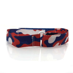Patriot Camo Velcro Super Strap and Lace Pack