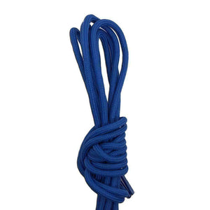 "Heyday Footwear Accessories Sizes 10-14 / blue 84"" Blue Shoe Laces"