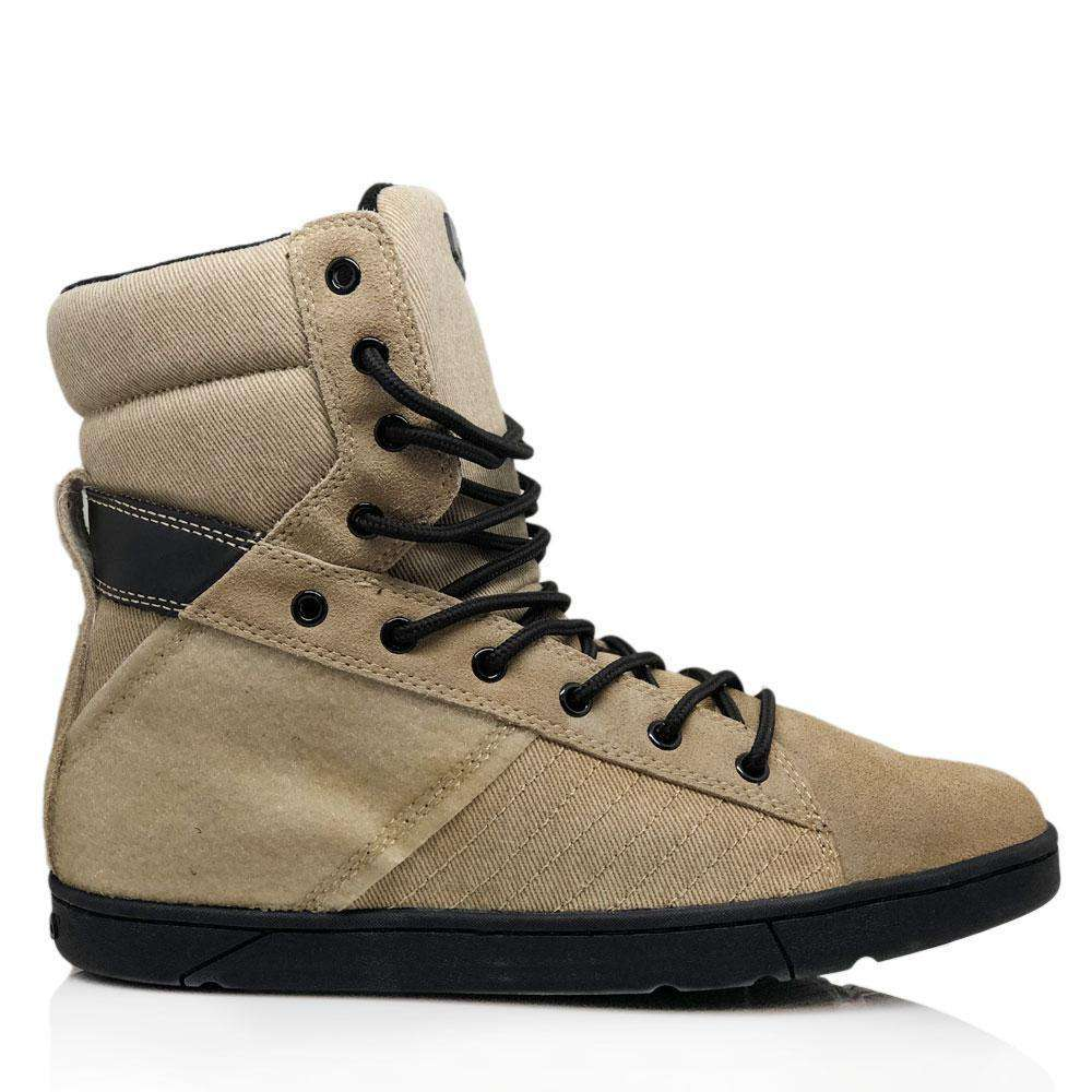 d15989e8e9f6 Tap to expand · Heyday Footwear Sneakers  MyHeyday Sand Black Tactical  Trainer ...