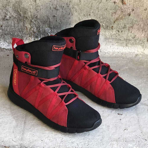 Heyday Footwear Mutant Super Freak 2.0 High Top Sneaker for Cardio and Bodybuilding