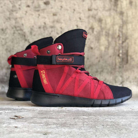 Image of Heyday Footwear Mutant Super Freak 2.0 High Top Sneaker for Cardio and Bodybuilding