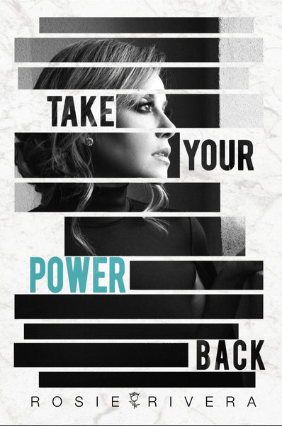 Take Your Power Back (dedication and signature)