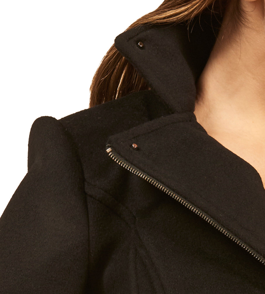 The Cashmere Moto Jacket