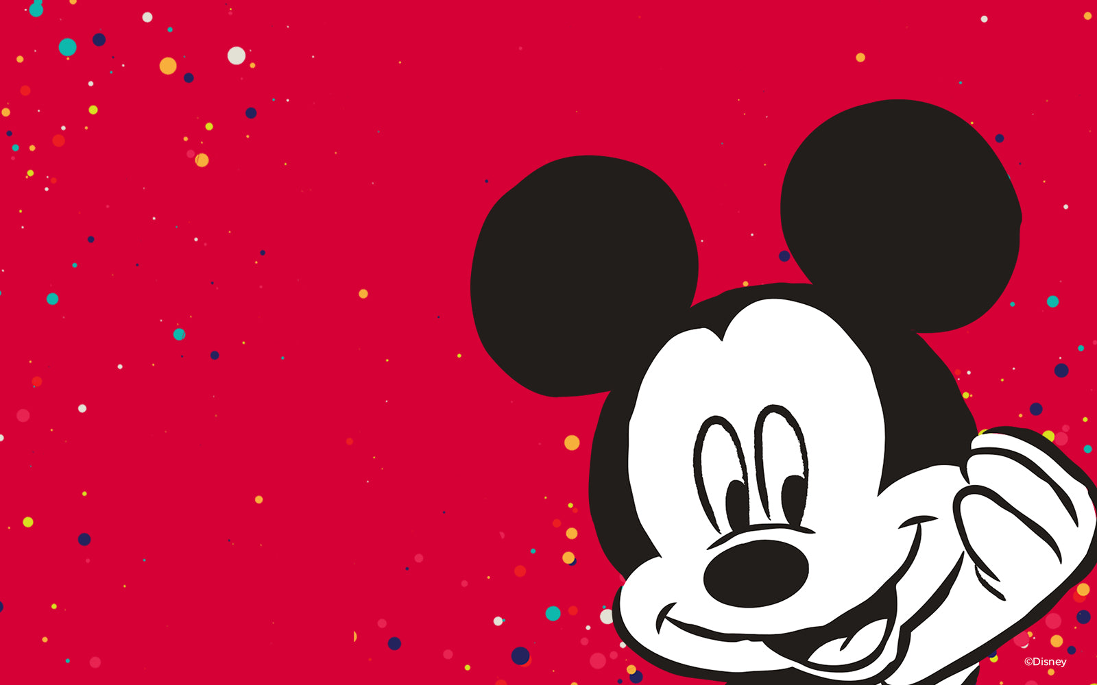 HAPPY 90TH BIRTHDAY<br> MICKEY MOUSE!