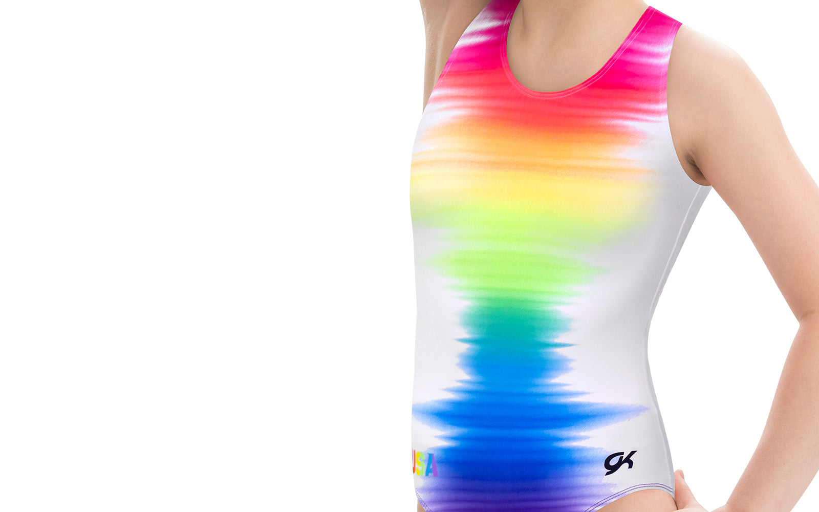 YOU VOTED.<br> NOW, IT'S HERE!<br> RAINBOW SIZZLE!