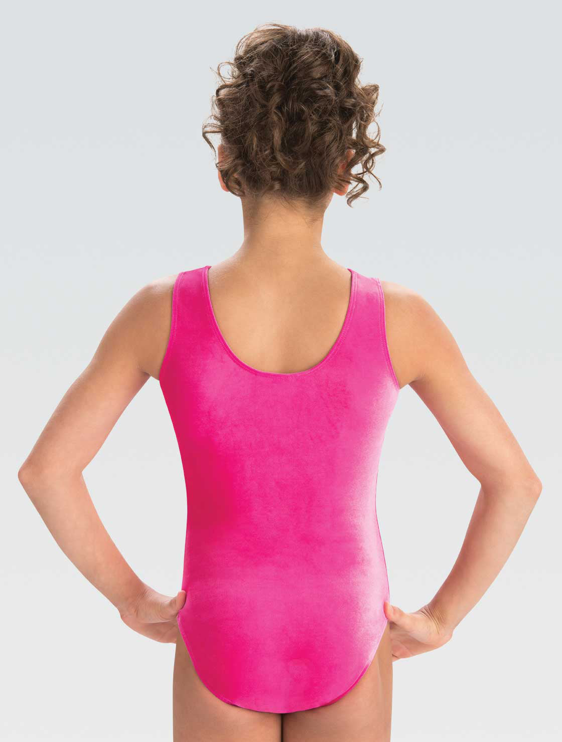 Details about  /NEW WITH TAGS ADULT X-SMALL VELET TANK GYM KIN LEOTARD