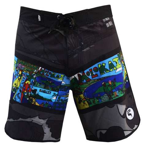 NoRep Boardshorts Sustainable Coastlines Hawaii