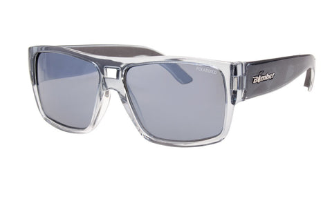 Bomber Sunglasses Irie Bomb Crystal/Smoke Mirror