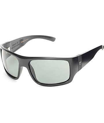 Madson Sunglasses Manic Black Matte/Grey Polarized