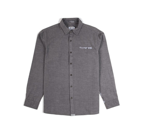Super Brand Shirt Burnside L/S Woven