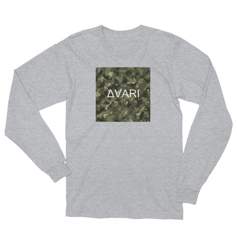 Avari Camo Long Sleeve