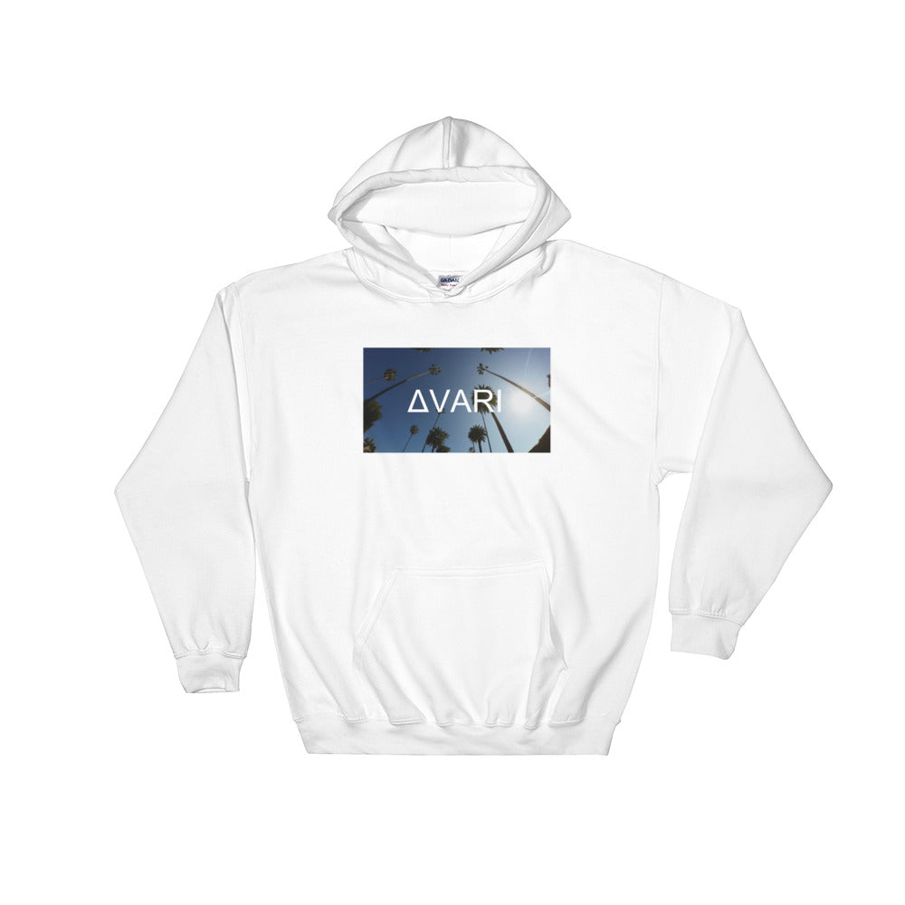 Avari Palm Tree Hoodie - Avari Collection