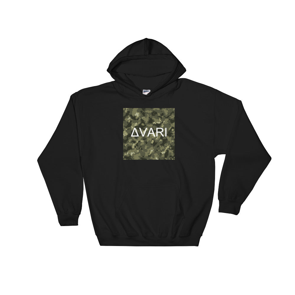 Avari Camo Hoodie - Avari Collection