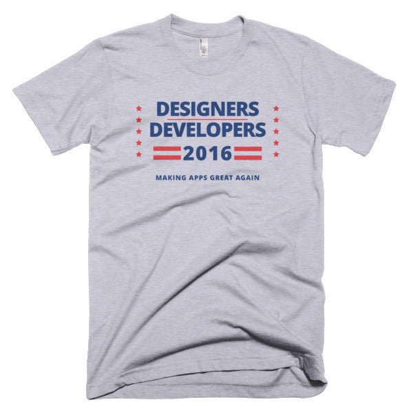 Making Apps Great Again t-shirt (men's)