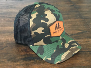Leather Logo (Camo)