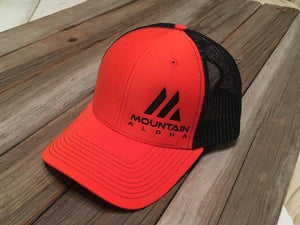 Hunter Orange / Black (Color Logo)