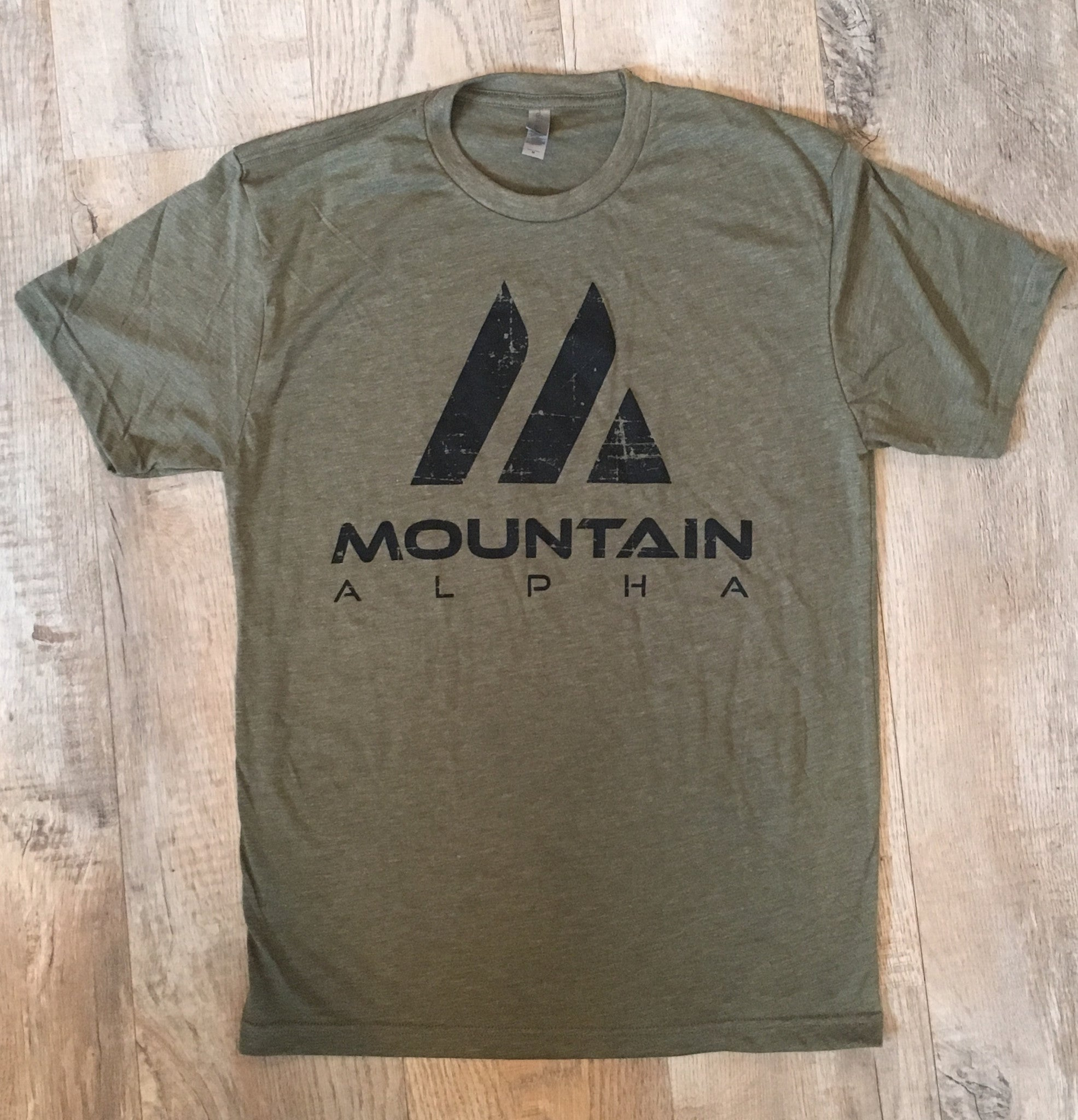 Logo Tee (Mountain Green)
