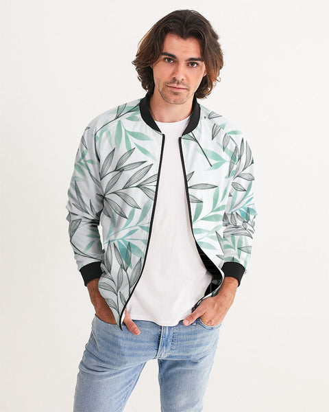 Leaf Men's Bomber Jacket - ComfiArt