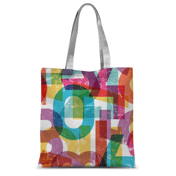 Number Tote Bag - ComfiArt