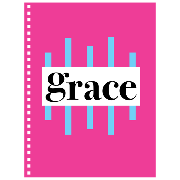 Grace Notebooks - ComfiArt