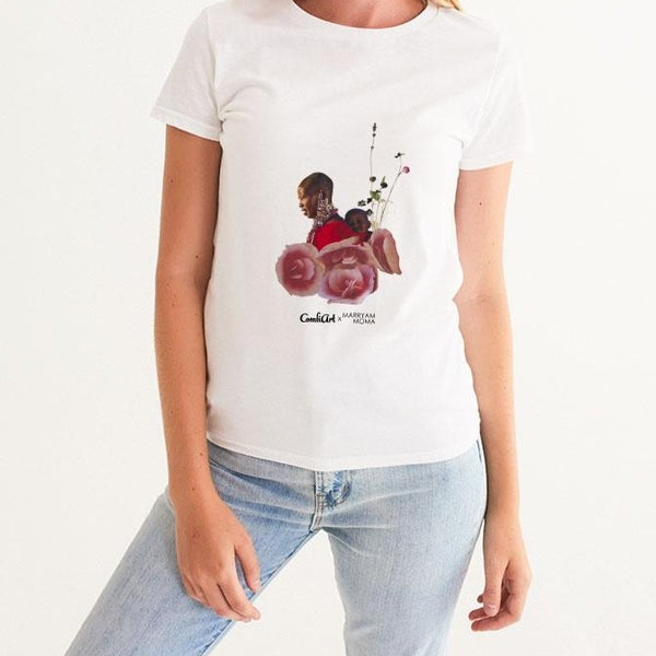 Envisioning The Future Women's Graphic Tee - ComfiArt