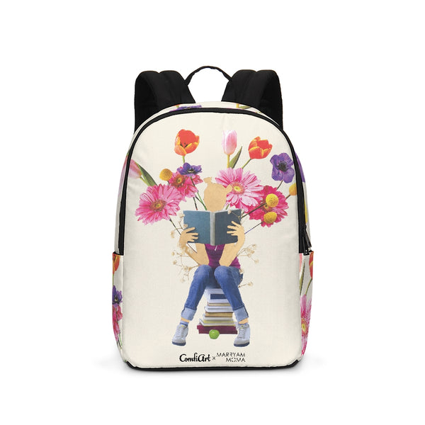 Tending the Garden  Large Backpack - ComfiArt