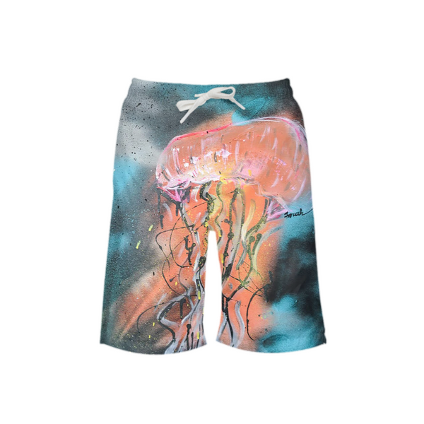 Sting Boys All-Over Print Swim Trunks - ComfiArt