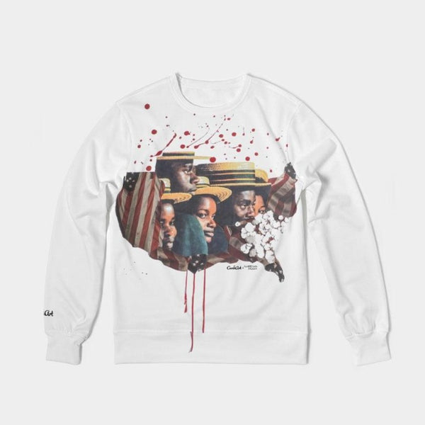 Include Us In The Dream Unisex Classic French Terry Crewneck Pullover - ComfiArt