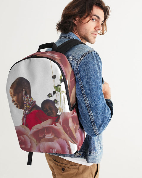 Envisioning The Future Large Backpack - ComfiArt