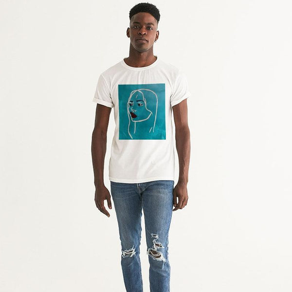 Charlie Men's Graphic Tee - ComfiArt