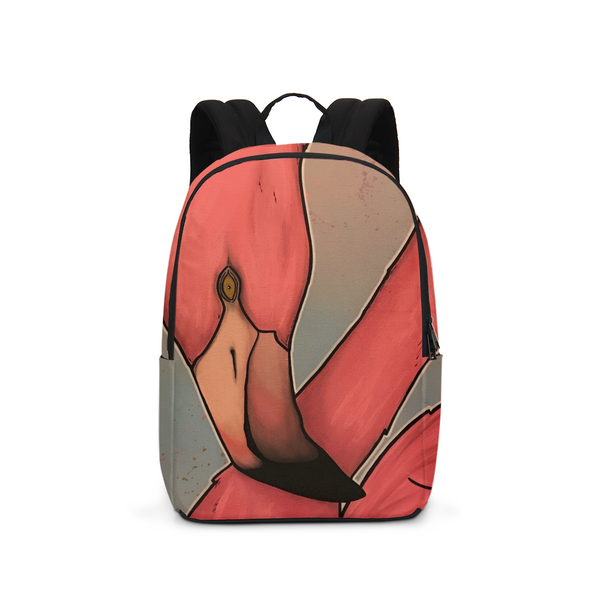 King Pink Large Backpack - ComfiArt