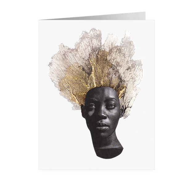 BLK Beauty Folded Cards - ComfiArt