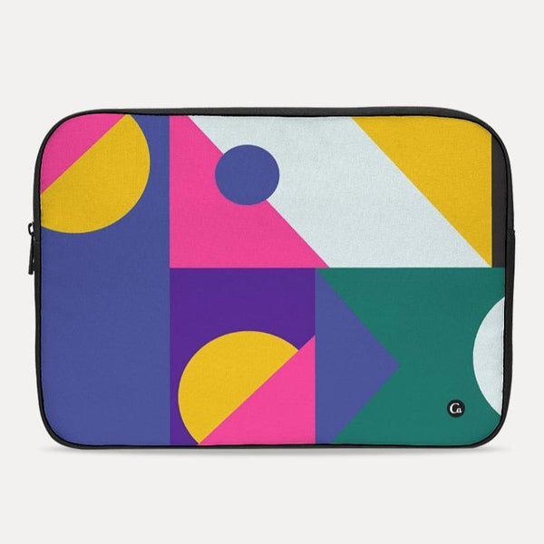 Color Abstract Laptop Sleeve - ComfiArt