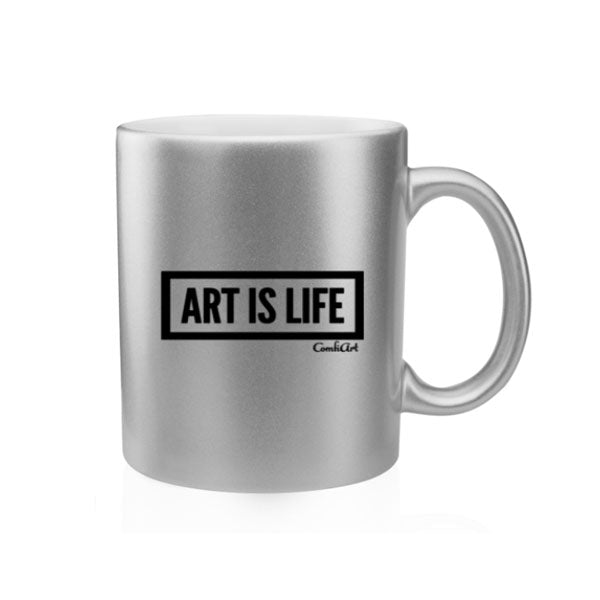 Art is Life Mug - ComfiArt