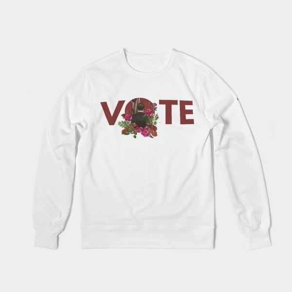 Vote Crewneck Pullover Limited Edition - ComfiArt