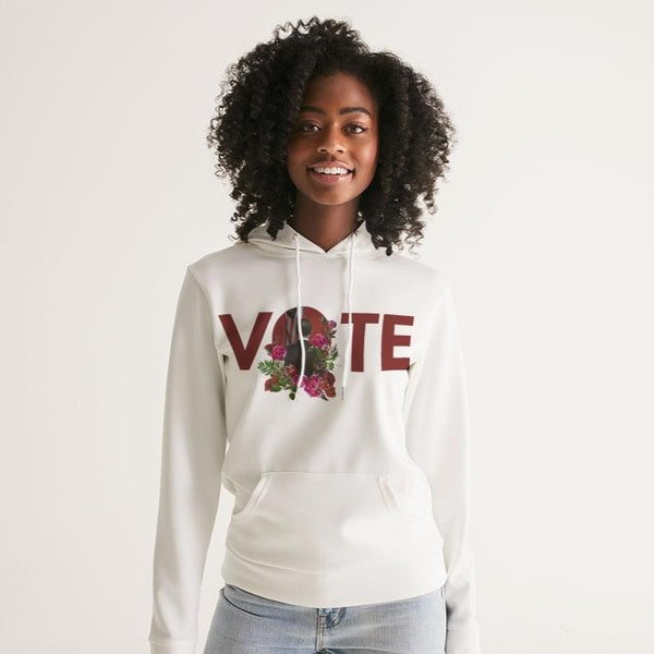 Vote Women's Hoodie Limited Edition - ComfiArt