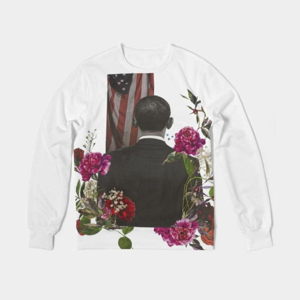 Vote Classic French Terry Crewneck Pullover - ComfiArt